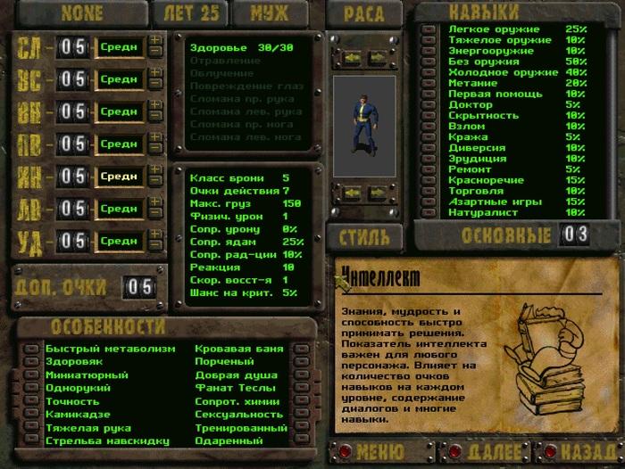Когда пытаешься играть в классические RPG Игры, Компьютерные игры, Юмор, RPG, Fallout, Fallout of Nevada, Длиннопост
