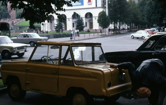 Киев 1985 год Киев, СССР, 80-е, История в фотографиях, Длиннопост
