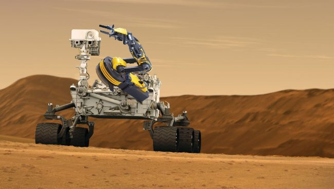Opportunity завершил свою миссию NASA, Opportunity, Марс, Марсоход, Космос