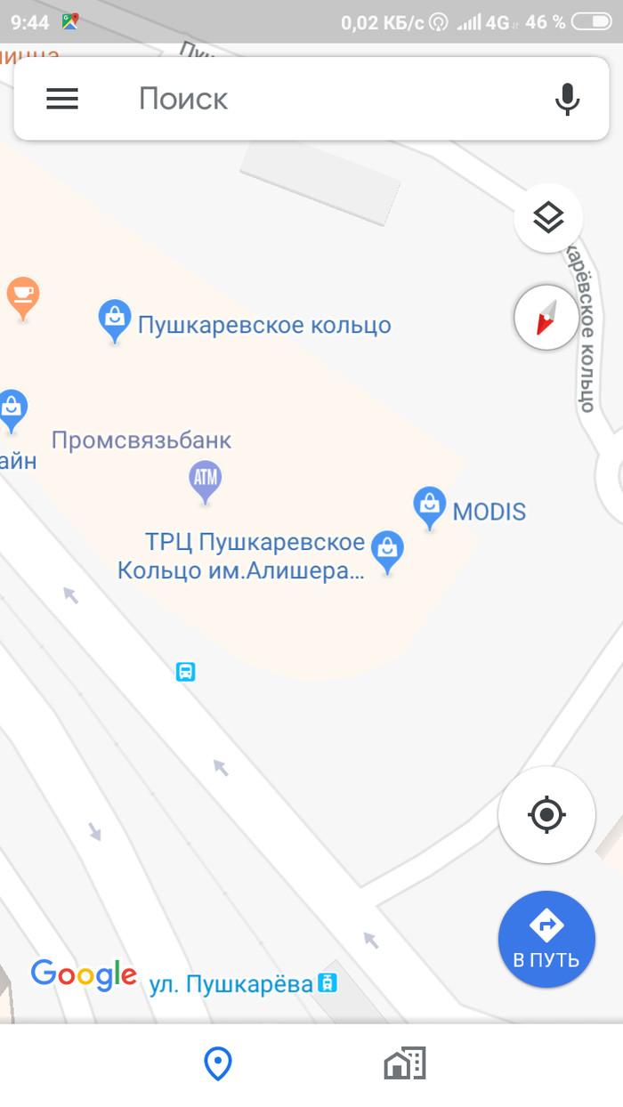 Названия в Гугл-картах Google Maps, Карты, Смешное название, Длиннопост