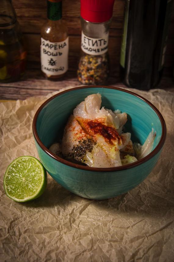 Рыбный тако с лаймовым соусом Еда, Рецепт, Кулинария, Рыба, Мексиканская кухня, Приготовление, Dinoburger, Длиннопост