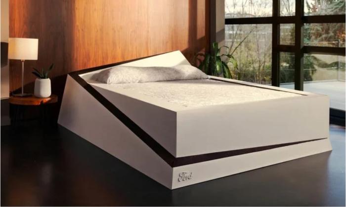 Ford создала «умную» кровать, решающую проблему многих семейных пар Кровать, Концепт, Длиннопост, Форд, Умный дом, Видео
