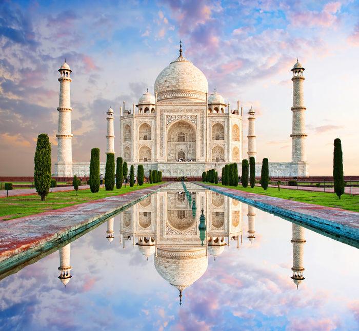 Блеск и нищета Экология, Мусор, Индия, Экосфера, Тадж-Махал, Загрязнение, Отходы, Длиннопост, Юнеско