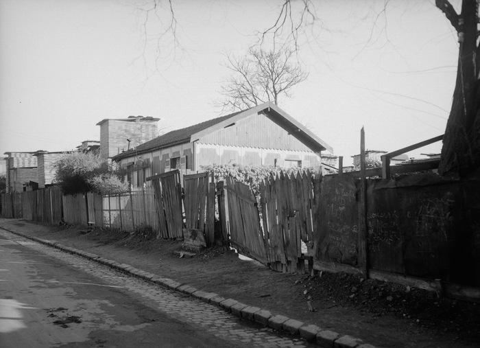 1930-е. Улица Шаффо, XII округ Парижа Париж, История, Длиннопост