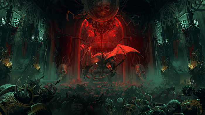 Battlefleet Gothic Armada - Chaos #1