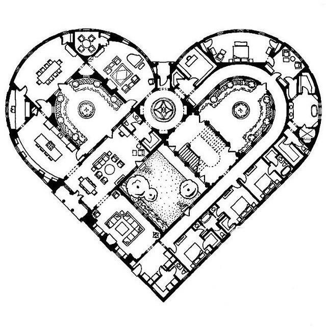 Val's Day Map День святого Валентина, Настольные ролевые игры, Ролевые игры, План
