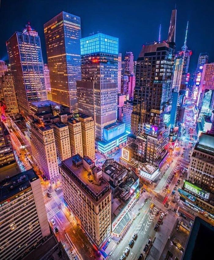 Кубизм Нью-Йорка