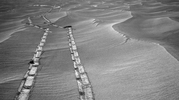 Opportunity уснул навсегда: НАСА признало потерю ровера Opportunity, Марсоход, NASA, Марс, Habrahabr, Видео