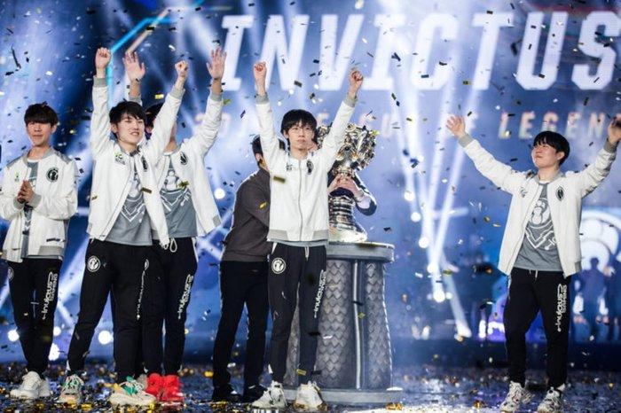 Киберспорт был официально признан профессией в Китае Киберспорт, Новости, Китай, Игры, Профессия, Новое, Текст