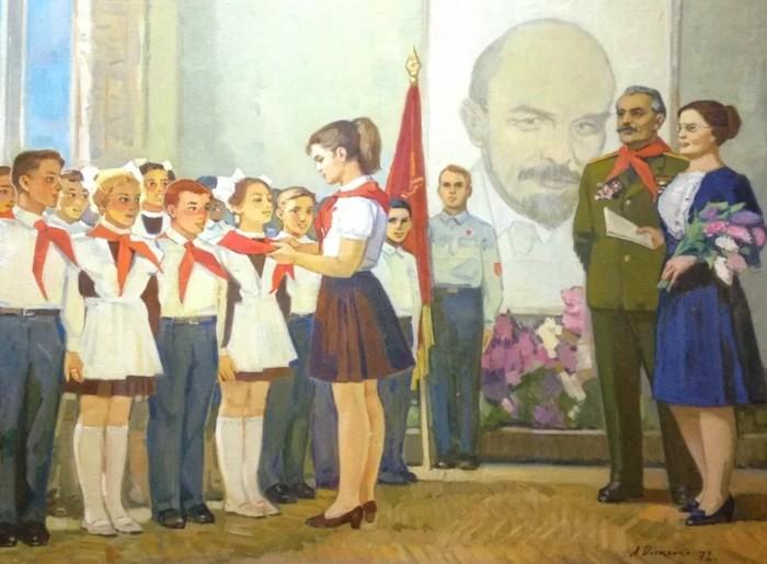 Воспоминания #1: про пионеров первого и второго эшелона Пионеры, Воспоминания, СССР, Школа, Длиннопост