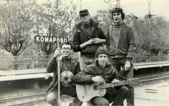 На недельку до второго, я уеду в Комарово!