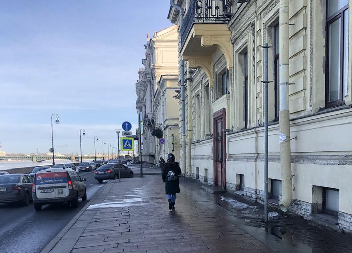 Актуально для Питера Санкт-Петербург, Лед, Снег, Зима, Сосули, Наледь