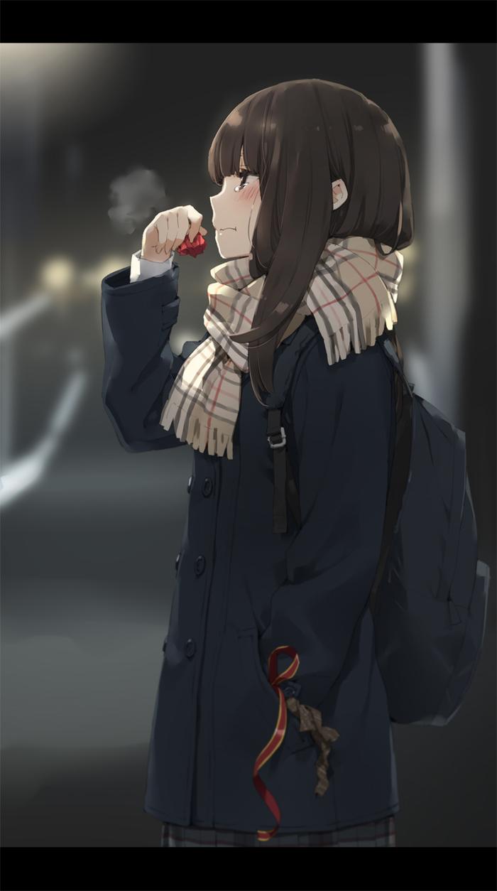 Anime Art Anime Art, Аниме, Арт, Anime Original, Peko