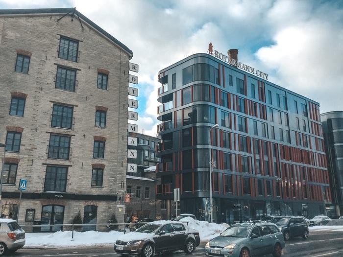 Хельсинки - Таллин за три дня. Продолжение Путешествия, Таллин, Длиннопост