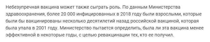 Сайт Миротворец обвинил Россию в распространении кори на Украине Украина, Россия, Корь, Вакцина, Пропаганда, Политика