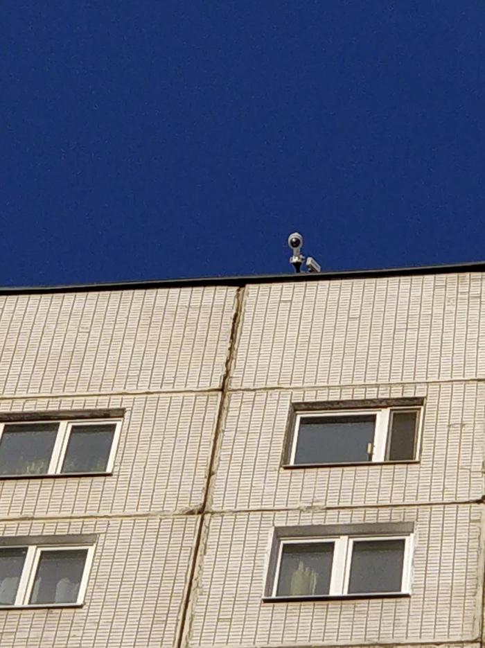 Зачем? Камера наблюдения, Москва, Большой брат, Длиннопост