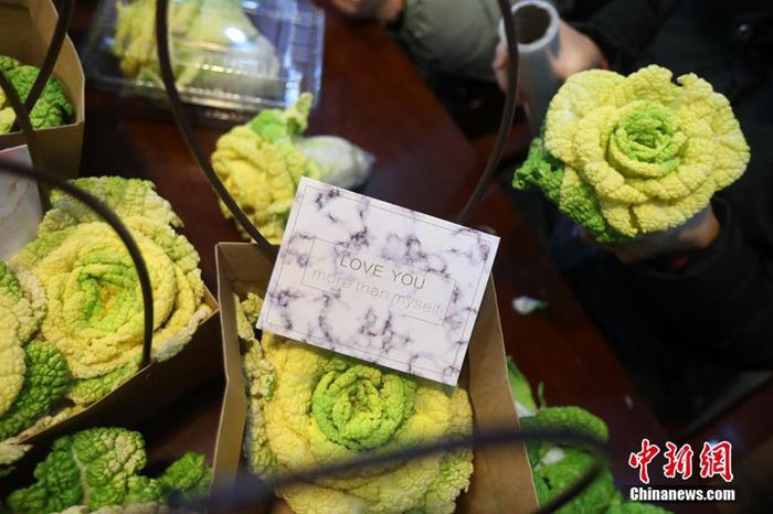 В Китае вырастили капусту в форме розы Капуста, Китай, Дача, Длиннопост