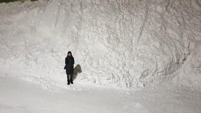 Все тот же Норильск Норильск, Зима, Зимние забавы, Снег