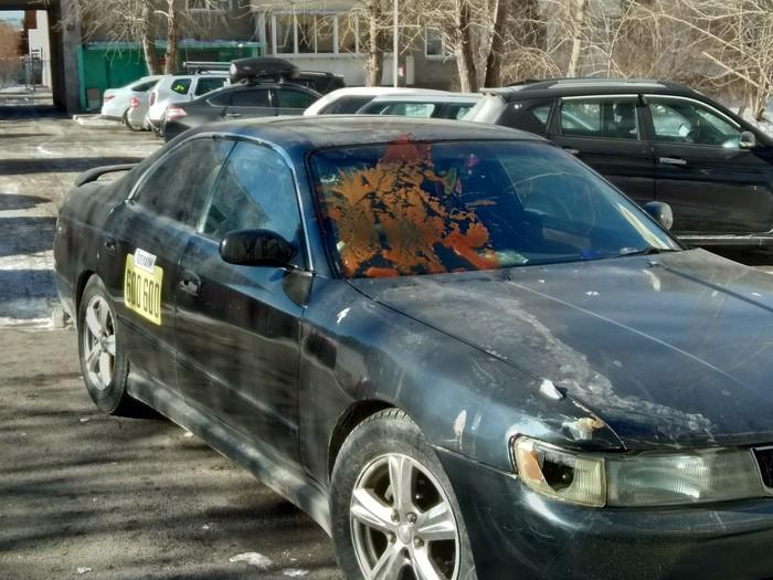 Я паркуюсь где хочу Неправильная парковка, Месть, Авто