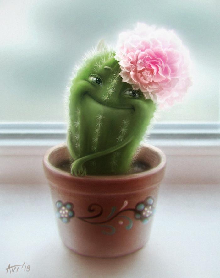 Скоро весна =)