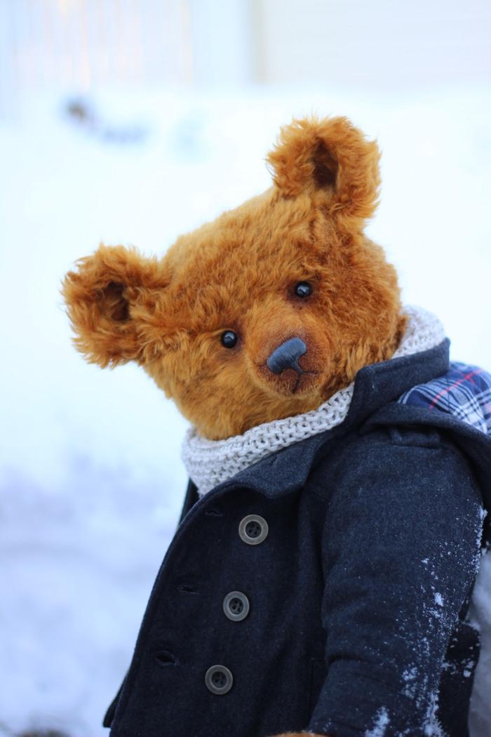 Мои медведи. Ручная работа, Медведь, Handmade, Игрушки, Длиннопост, Своими руками