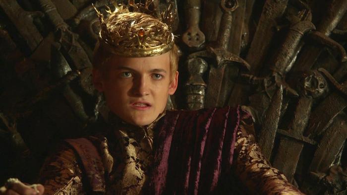 Что? Где? Когда? Кого-то он напоминает... Что где когда, Игра престолов, Джоффри, Сходство