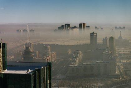 Начиная с какого этажа можно дышать в городе? Квартира, Город, Экология, Москва