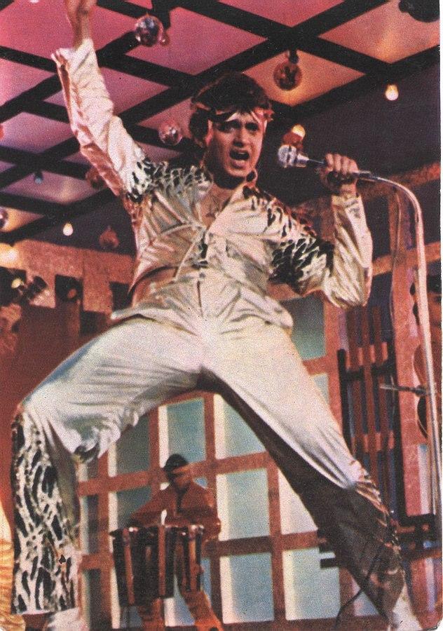 Танцор диско Воспоминания, Детство, Назад в СССР, Индийское кино, 80-е, Длиннопост