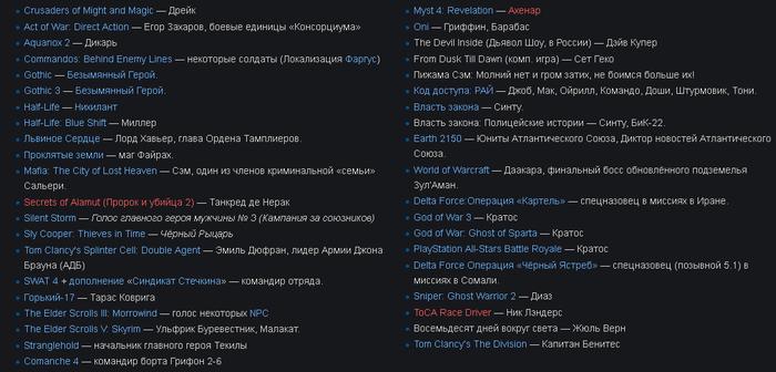 Ветераны локализации // Люди, которые озвучивали шедевры игровой индустрии Озвучка, Fallout, Игры, Длиннопост