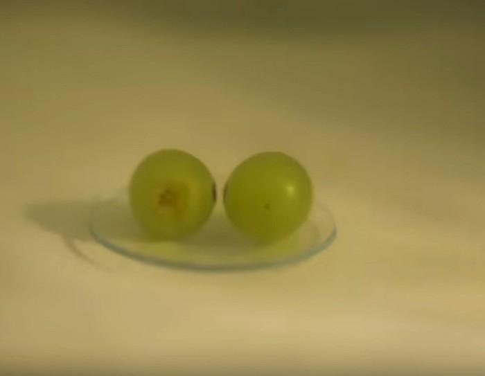 Ученые поняли, почему виноградины, помещенные в СВЧ-печь, генерируют плазму Наука, Виноград, Плазма, Объяснение, Микроволновка, Видео, Длиннопост