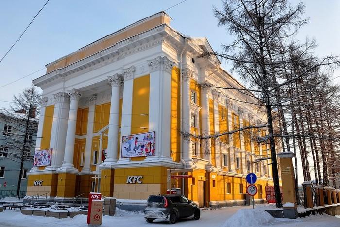 Надевайте бахилы, пожалуйста Петрозаводск, Kfc