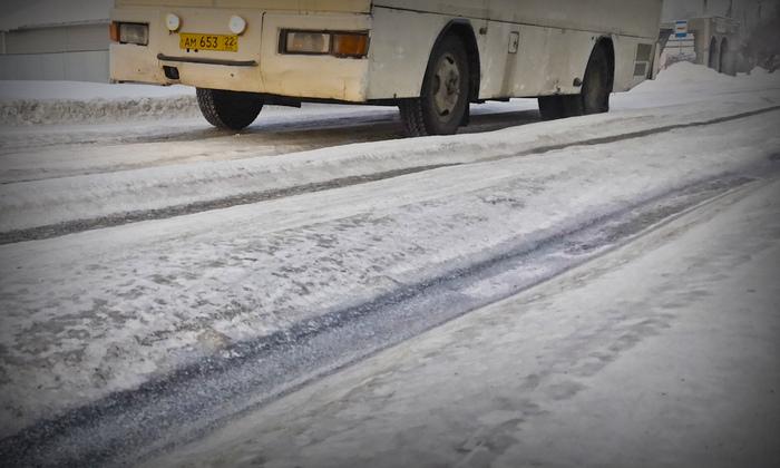 Почувствуй разницу... Зима, Российские дороги, Мнение