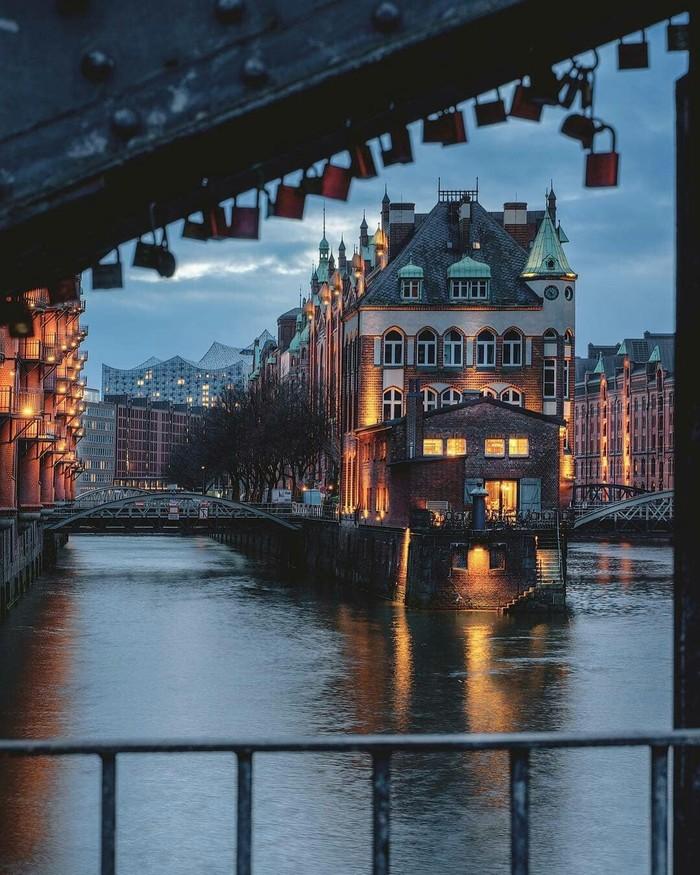 Гамбург, Германия.