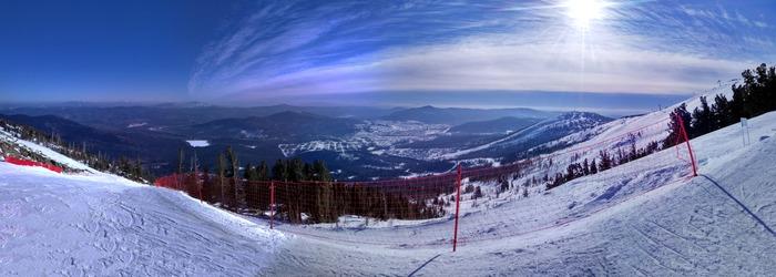 Пока, геш Горы, Горные лыжи, Отдых