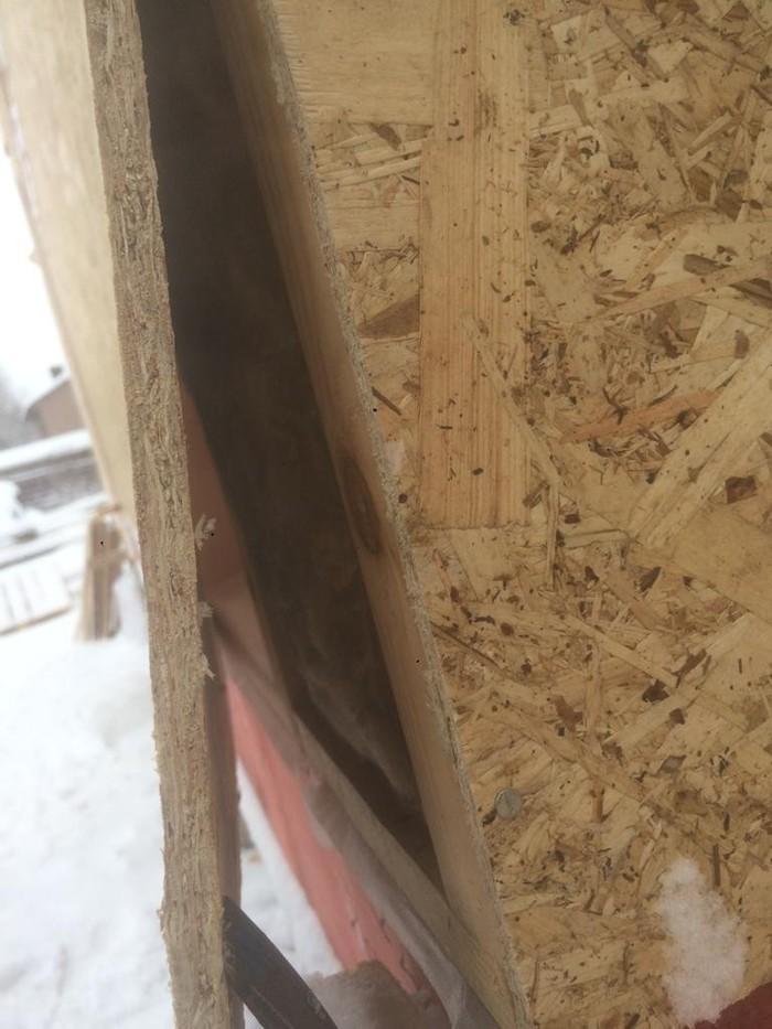 Как мы строим дом. Часть шестая. Разбор ошибок. Каркасный дом, Земельный участок, Строительство, Длиннопост
