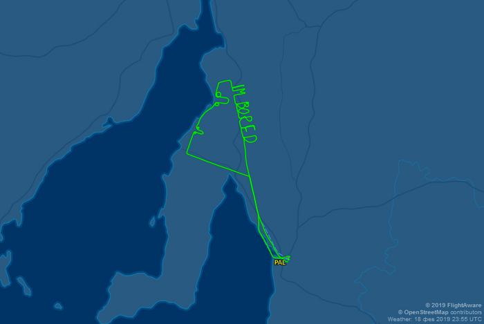 Австралийский пилот изобразил в небе 2 пиписьки и заскучал Австралия, Авиация, Пенис, Скука