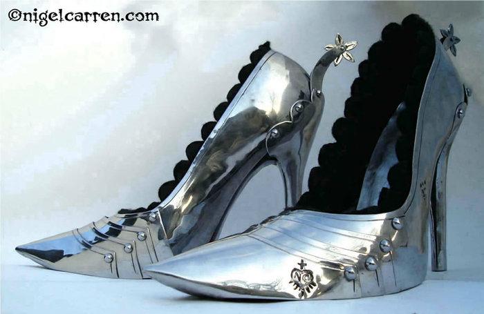 Моднейшие туфельки. Туфли, Сабатоны, Фотография, Юмор, Мода, Длиннопост