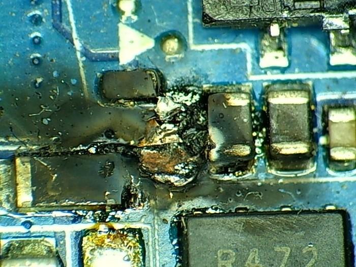 Ноутбук Acer - спёкся. Ремонт ноутбуков, Ноутбук, Acer, Колхоз, Рукожоп, Длиннопост