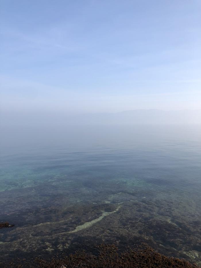 Хорватия Хорватия, Море, Вид, Iphone X