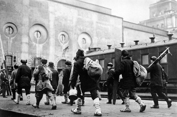Фотограф Аркадий Шайхет История СССР, Старое фото, Длиннопост