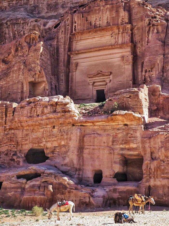 Экскурсия в Иорданию Иордания, Петра, Путешествия, Интересные места, Длиннопост