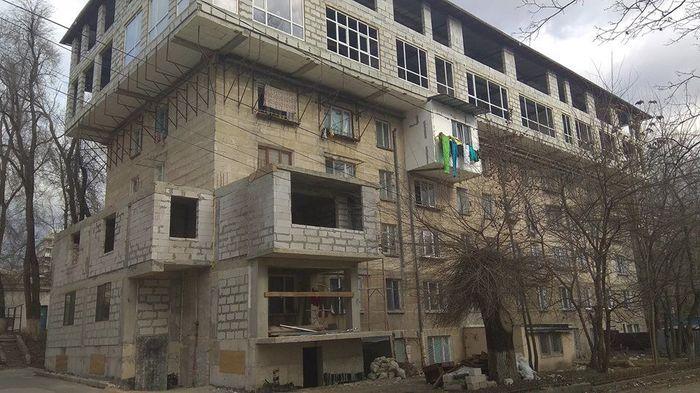 Вопрос к архитектору. Молдова, Кишинев, Хрущевка, Архитектура