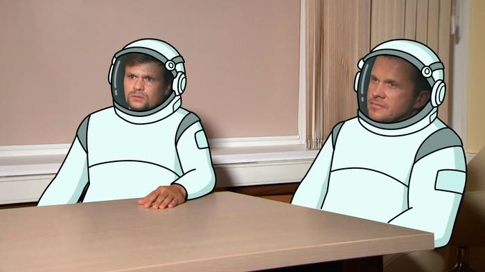 Новость №782: «Роскосмос» отправит на МКС двух космических туристов Образовач, Наука, Роскосмос, Юмор, Туризм, Космос, МКС