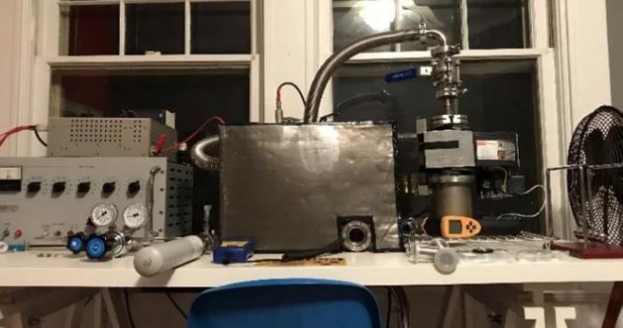 13-летний американец собрал дома термоядерный реактор Наука, Ядерный реактор, Подростки, Длиннопост