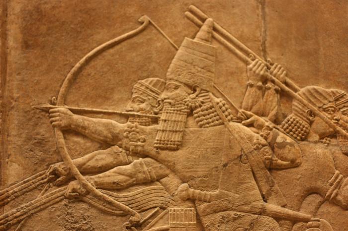 Первая война на земле: «Песчаные бури Шумера». История, Война, Ближний Восток, Древний мир, Длиннопост