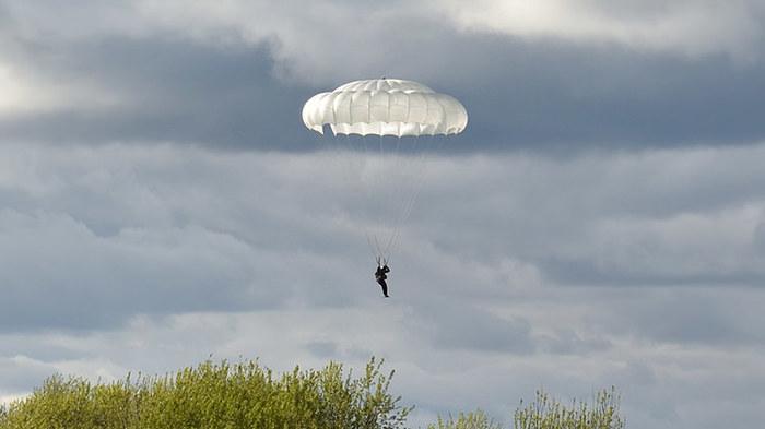 Первый прыжок (впечатления) д-10, Парашют, Реальная история из жизни, Длиннопост