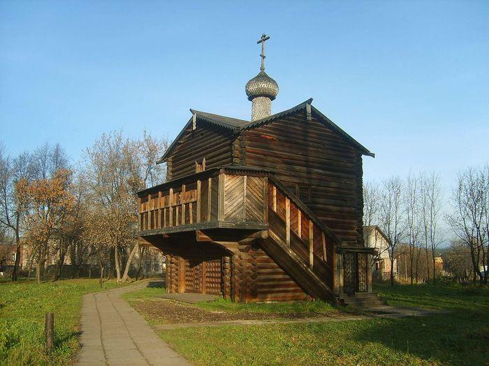 Старинные деревянные церкви Вятской земли Краеведение, Деревянные церкви руси, Кировская область, Длиннопост