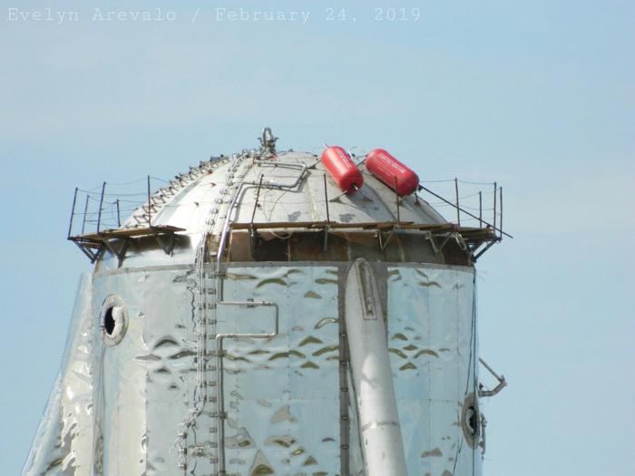 Новости за 25.02.2019 Илон Маск, Spacex, Starship, Длиннопост
