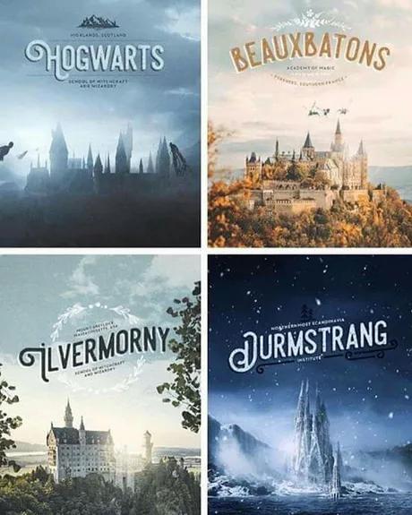 Школы магии
