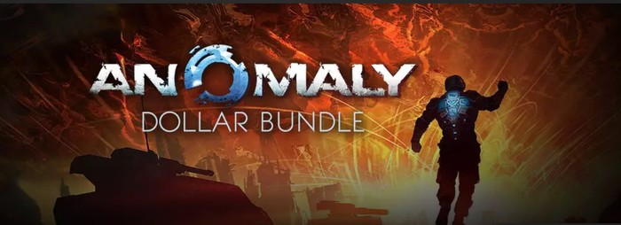 Dollar Anomaly Complete Bundle Не халява, Steam, Fanatical